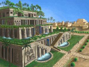 Сады шамирам были богаты